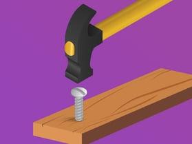 hammer-screw